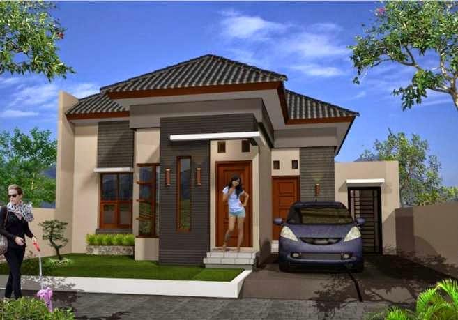desain rumah mungil 4