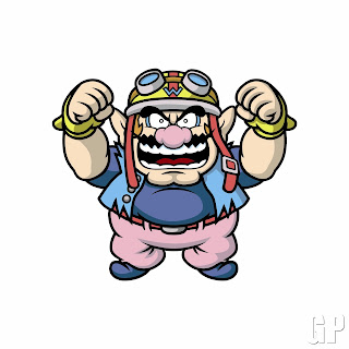 game and wario concept art 17 Game & Wario (Wii U)   Lots of Character Concept Art