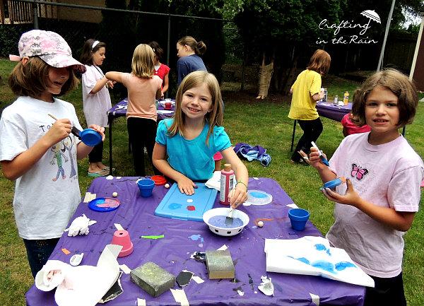 kids painting ideas