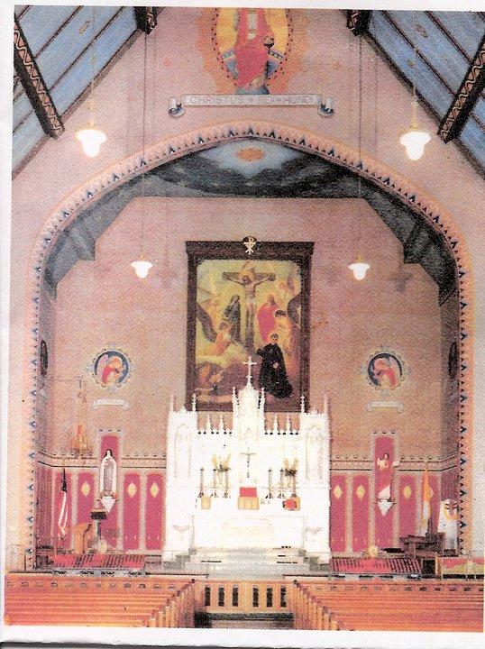 St.Gabriel's, circa 1980