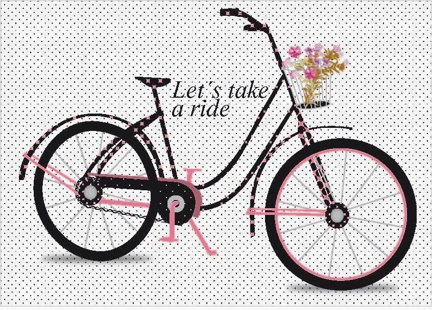 Trazado bicicleta