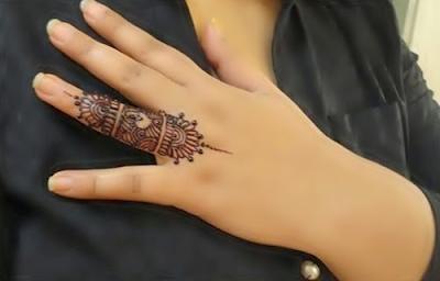 Arabic Stylish Henna Designs