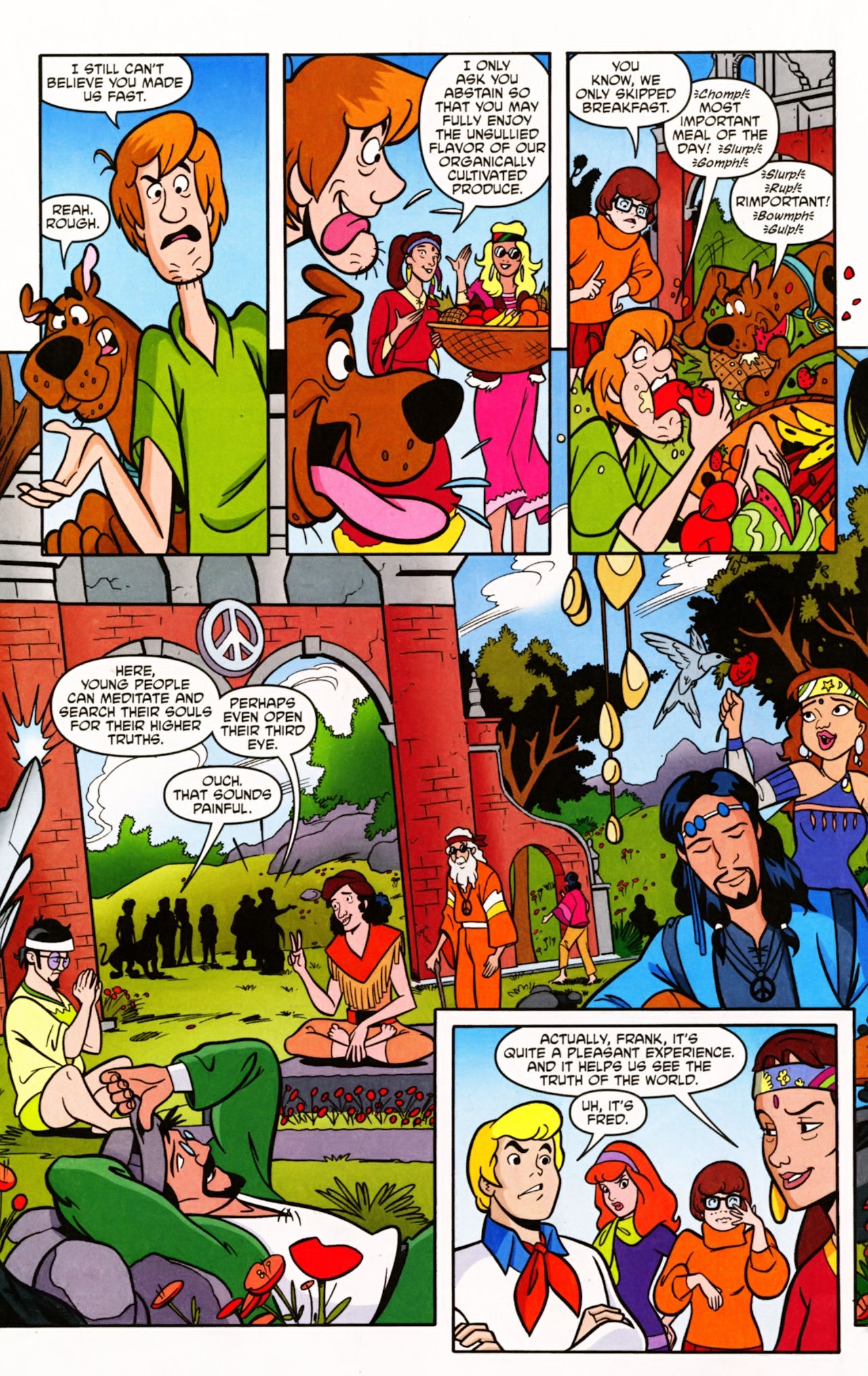 Read online Scooby-Doo (1997) comic -  Issue #152 - 16