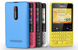 Nokia Asha 210 Harga Spesifikasi, Hp Dengan Desain Qwerty Menarik