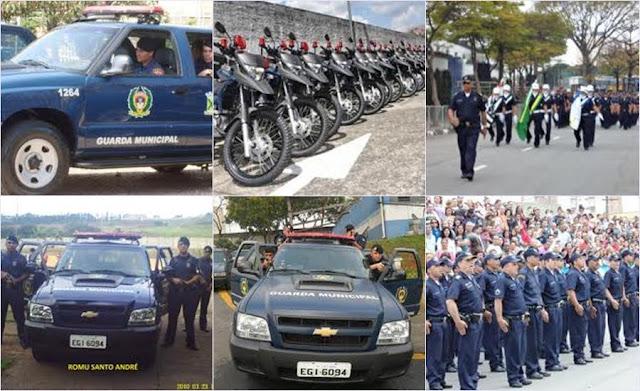 História da Guarda de Santo André !