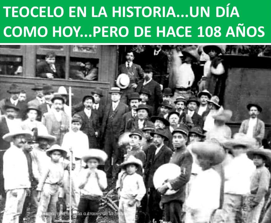 PERO DE HACE 108 AÑOS