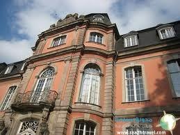 متحف جوته بمدينة دوسيلدورف