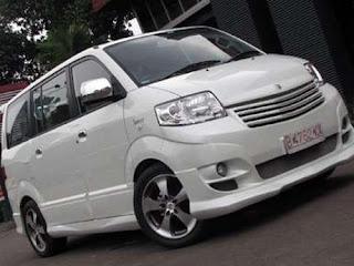 Modifikasi Terbaru: Modifikasi Mobil Suzuki APV Dengan Ganti Model