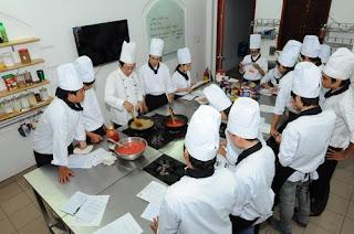 Tổng Hợp Các Trường Dạy Nấu Ăn Ở TPHCM