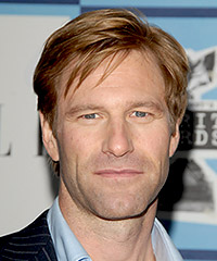 Aaron Eckhart  Hairstyles For Men - celebrity Men haircut Hairstyle Ideas