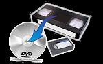 Conversão de VHs para DVD
