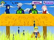 Tử hình Naruto, chơi game naruto hay