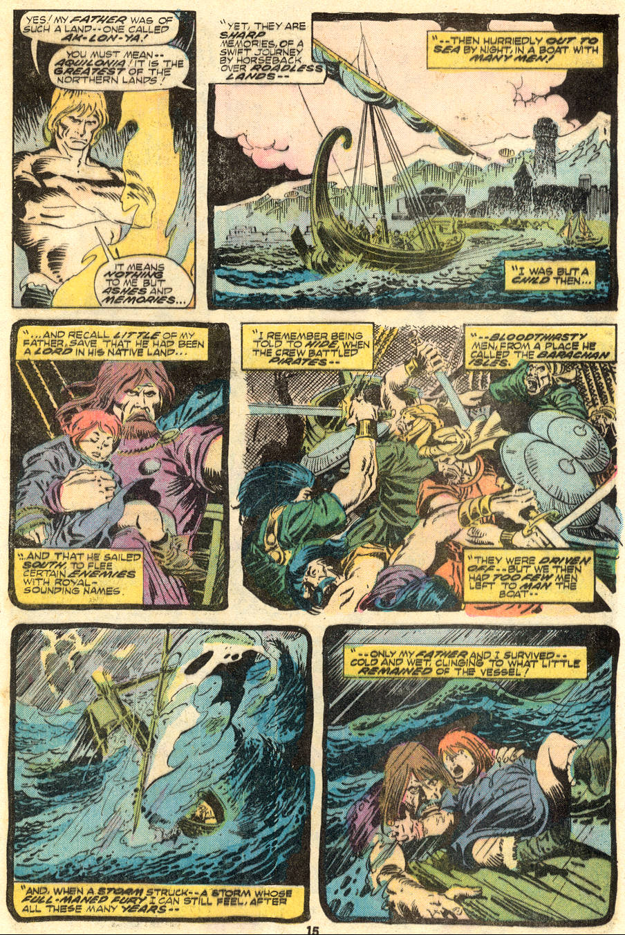 Conan the Barbarian (1970) Issue #62 #74 - English 10