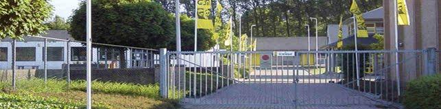 Vertrekpunt:onze school op 30 maart 2012