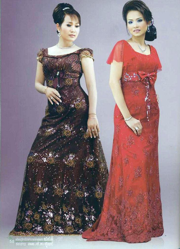 Wedding Dresses In Cambodia