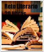 Reto Literario 20 Libros