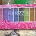Sombra 3D | Shine Ten Palette Fenzza Make-up