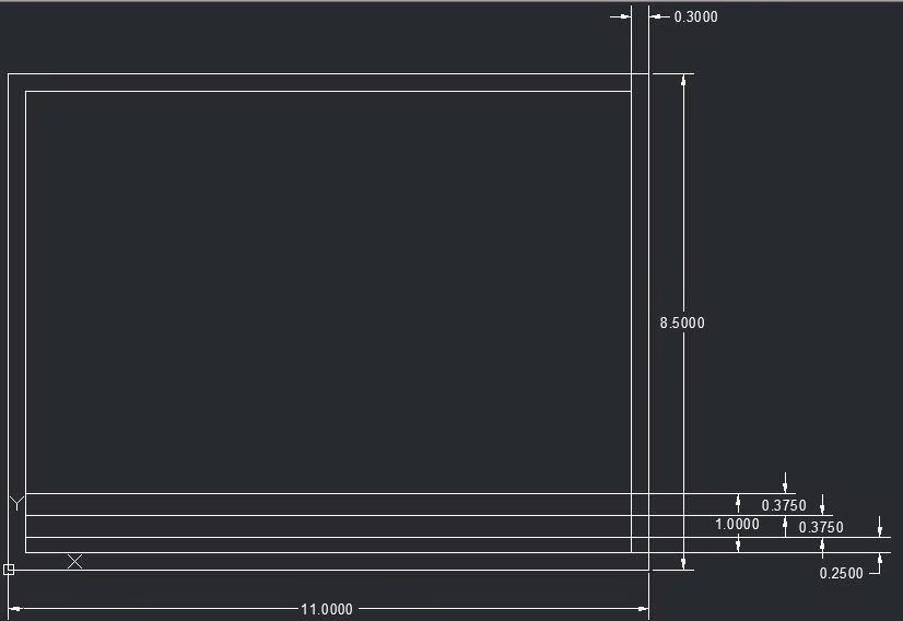 how to add title block on autocad