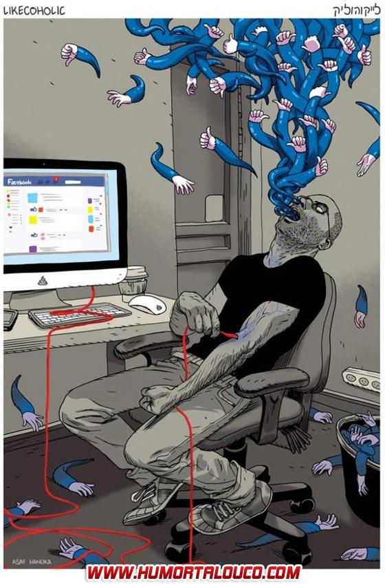 A verdade sobre o Facebook...