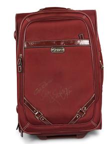 Jessica Simpson's luggage