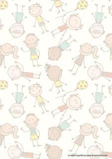 Folios de niños para imprimir