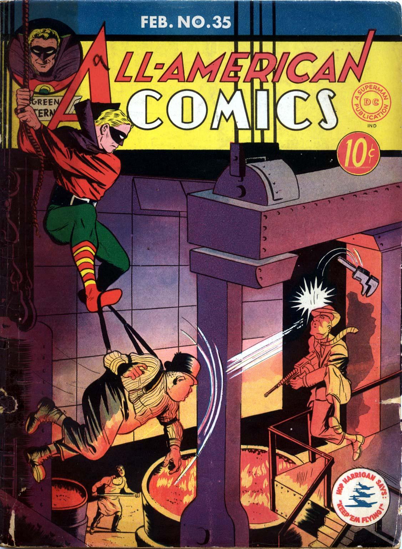 All-American Comics (1939) 35 Page 1