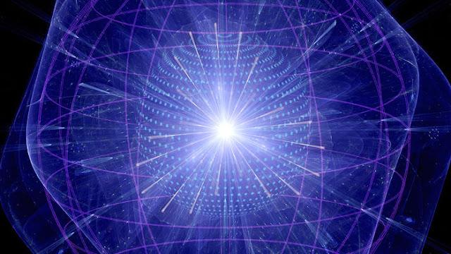 materi gelap, big bang