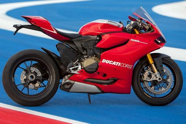 Ducati 1199 Panigale R - Thông tin chi tiết