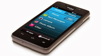 Smartphone Android Khusus Lansia