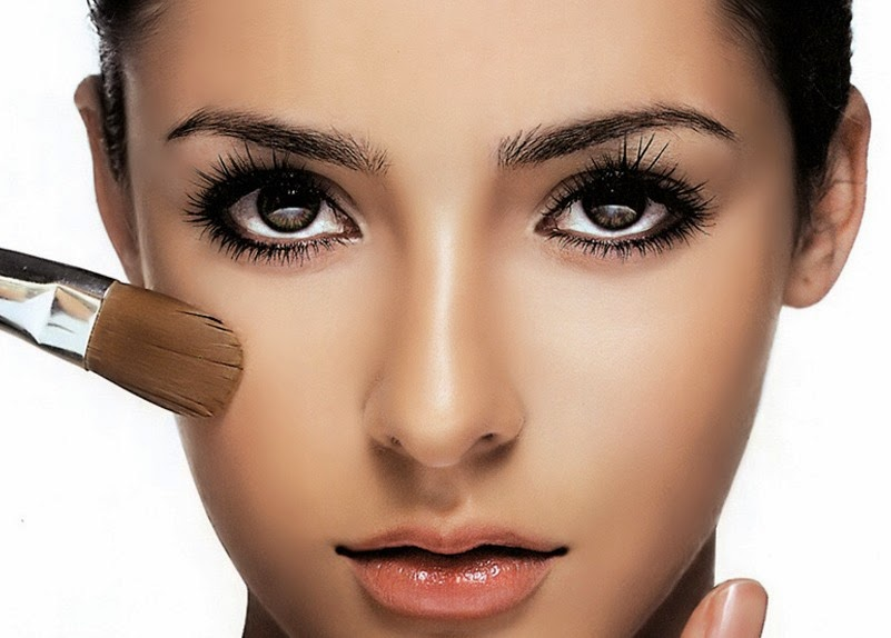 tak basuh make up punca jerawat di muka