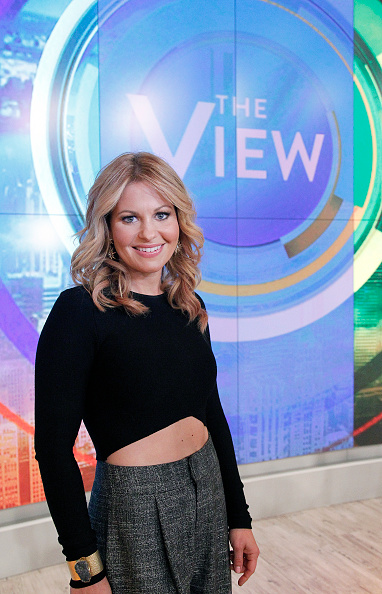 Candace Cameron Bure The View