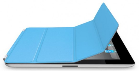 ipad2 smartcover 580x299 new IOS 5 vulnerability discovered   Run malware app possible using