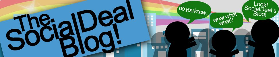 The SocialDeal Blog