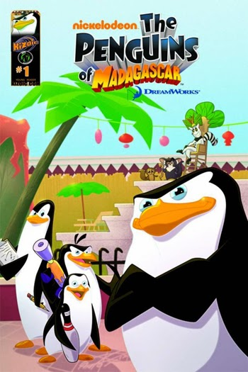 The Penguins of Madagascar - Vol 3 2009 poster