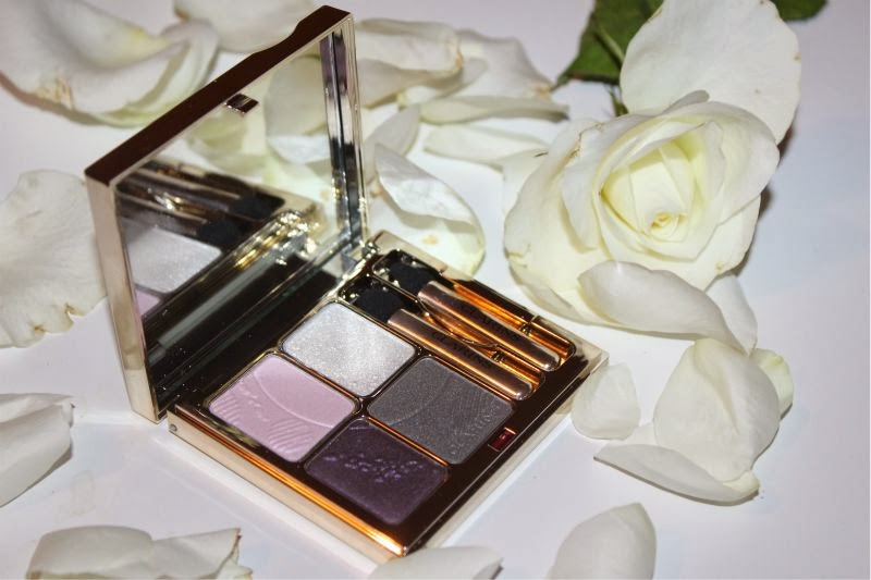 Clarins Vibrant Light Eyeshadow Palette for Spring 2014
