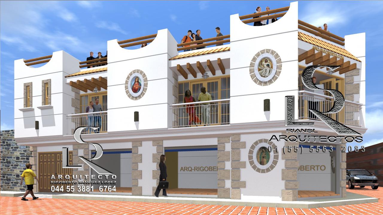 Diseños Arquitectónicos profesionales en 3D, riansl.arquitectos,Diseño Arquitectónico en 3ra Dimens