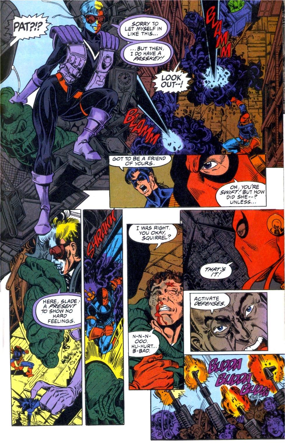 Deathstroke (1991) Annual 1 #1 - English 46