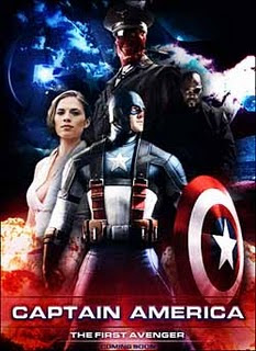 Free Download Movie Captain America: The First Avenger 2011