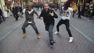 Guillaume Lorentz danse sur Can't Hold Us (Video)