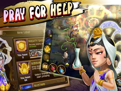 Monkey King Saga v1.1 MOD APK+DATA