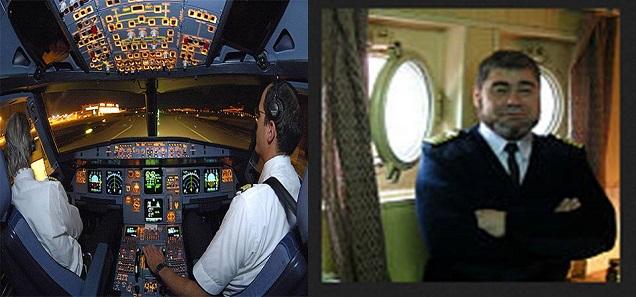 «الجارديان» البريطانية تكشف عن تصريح غريب من كابتن الطائرة المنكوبة 7 أيام قبل الحادثة