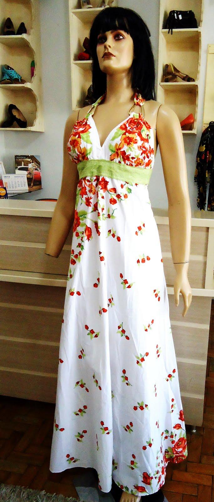 Vestidos da loja maria bonita