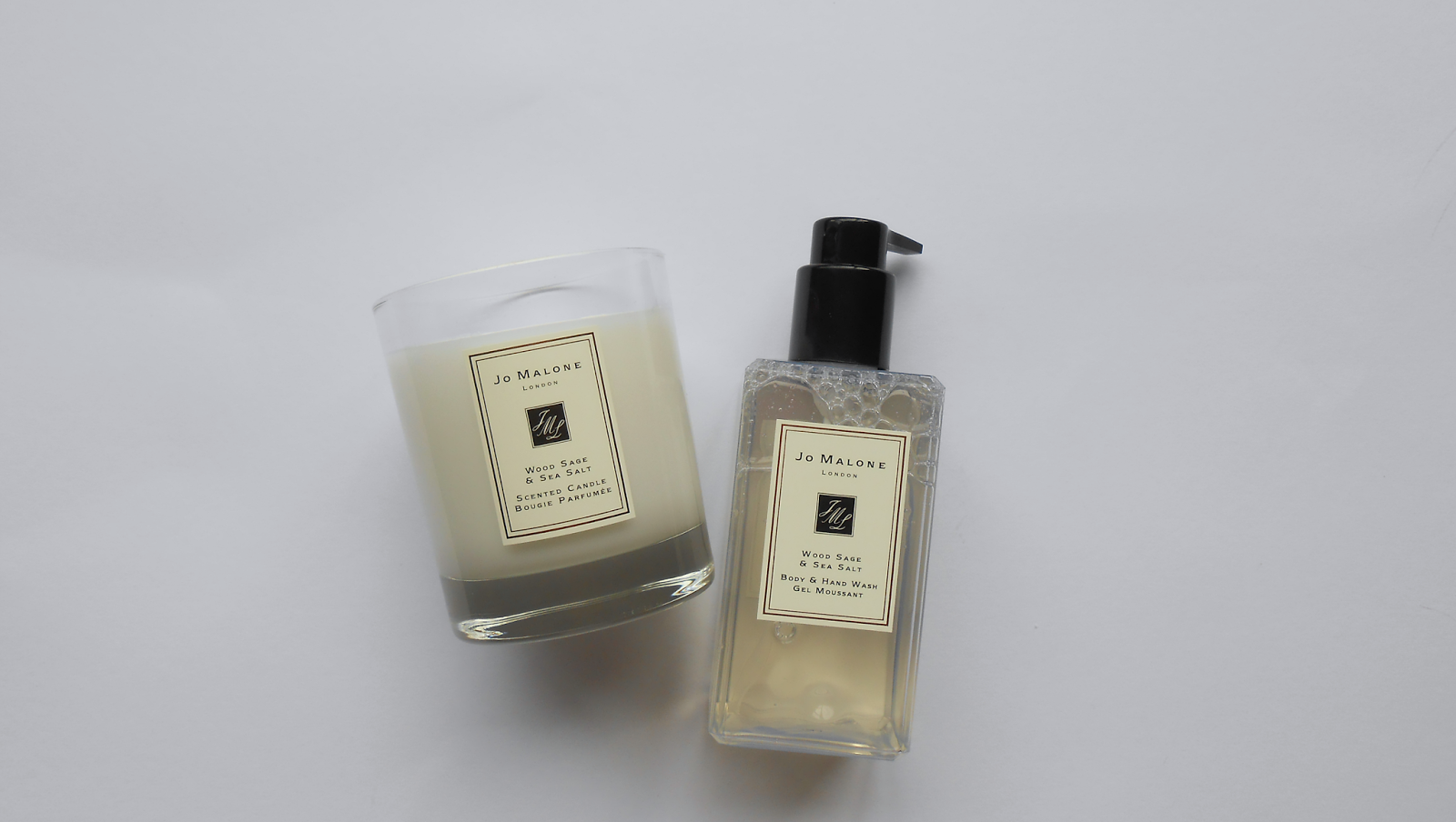 Jo Malone Wood Sage & Sea Salt Body & Hand Wash