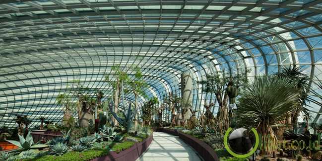 Wisata alam buatan yang terkenal dan terbaik di dunia ngelink info