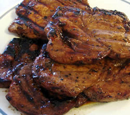 Savory Garlic Marinated Steaks Recipes