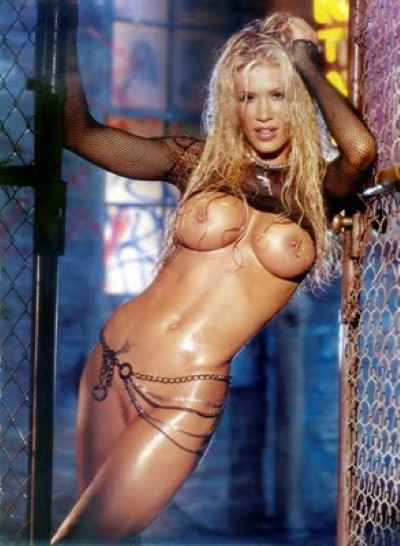 Ashley Massaro Nude
