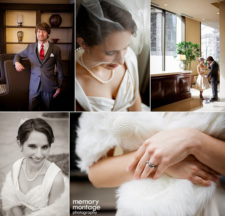 Fremont Abby Seattle WA wedding photography green couch bride and groom