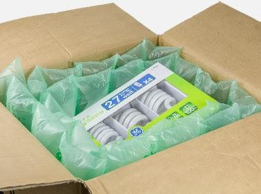 填充氣墊包裝材料