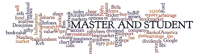 Master And Student - All About Stock Markets