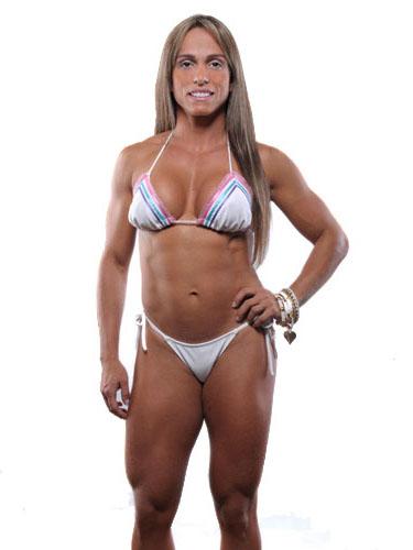 Marcia, 31 anos, personal trainer, do Rio de Janeiro
